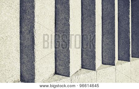Abstract Gray Stone Architecture Background