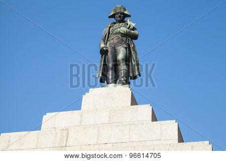 Statue Of Napoleon Bonaparte, Ajaccio, Corsica