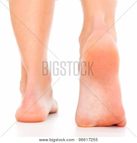 Foot Care From Back