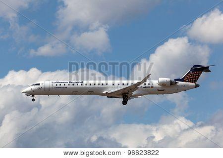 Lufthansa Regional Bombardier Crj900 Nextgen