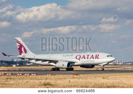 Qatar Airways Cargo Airbus A330-243F