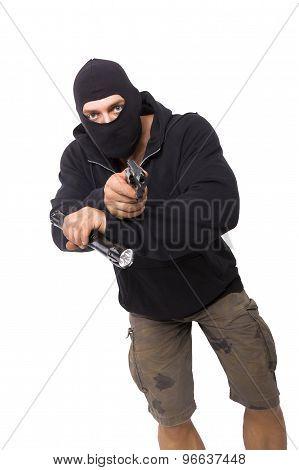 Robber.