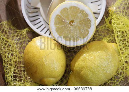 Detox Diet Of The Lemon