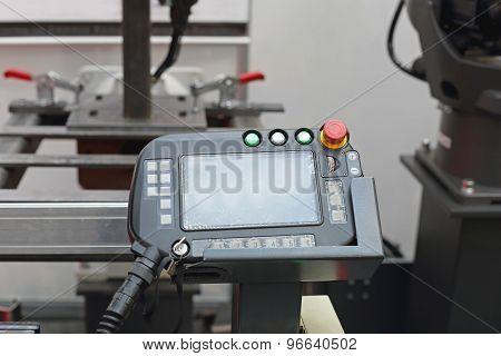 Welding Robot Controller