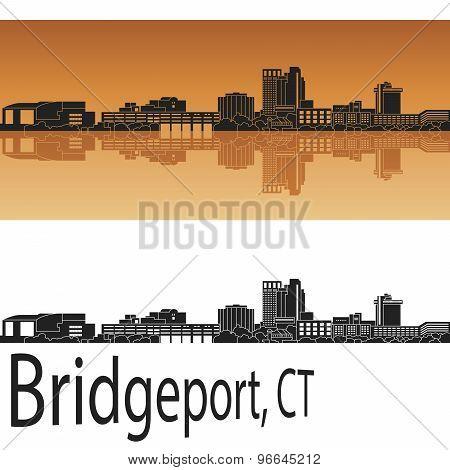 Bridgeport, Ct Skyline