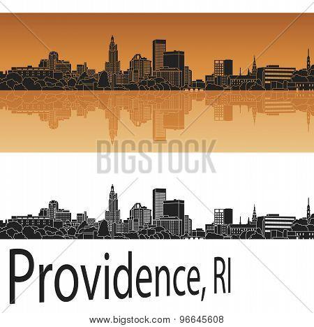 Providence, Ri Skyline