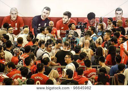Liverpool FC visit Kuala Lumpur