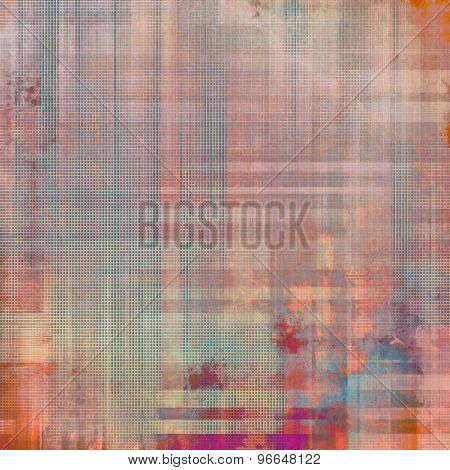 Vintage texture ideal for retro backgrounds. With different color patterns: yellow (beige); brown; purple (violet); cyan