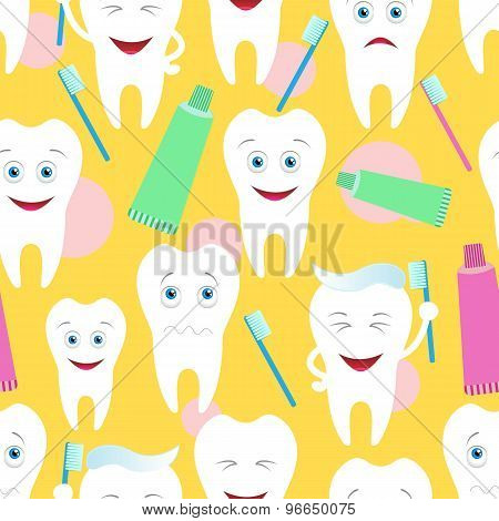 Teeth Seamless