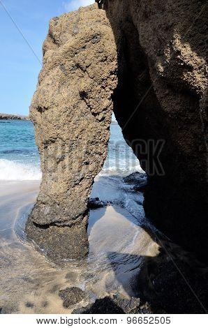 Elephant Leg Boulder