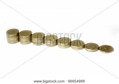 Metallic rouble