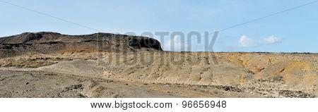 Landscape Leading To Highest Peak In Djeu