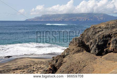 Beach View To Brava
