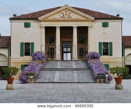 Historic villa in Italy