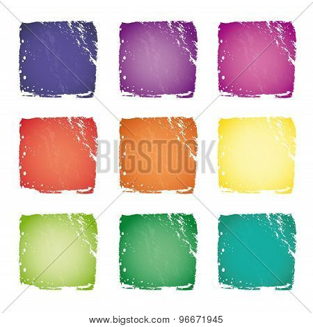 Vector illustration with abstract background.