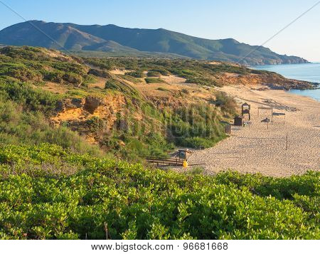 Sardinia Wild Sunset