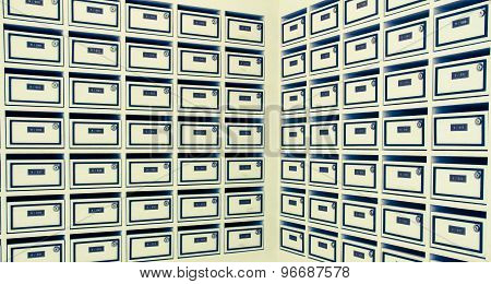 Postage Boxes