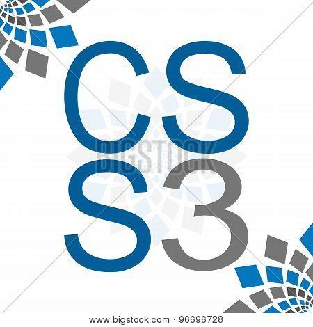 CSS 3 White Background