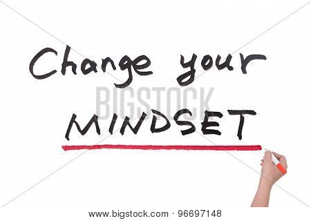 Change Your Mindset