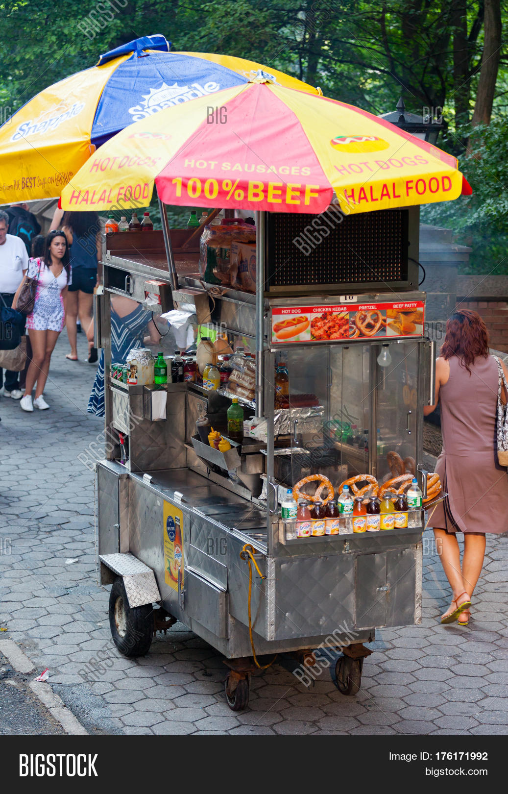5 street kiosk Our guide to london's best street food delivers everything you need to know about the city's  (£5) find it at: kerb camden, dinerama, spread eagle e9 but.