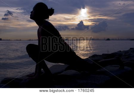 Yoga By Ocean