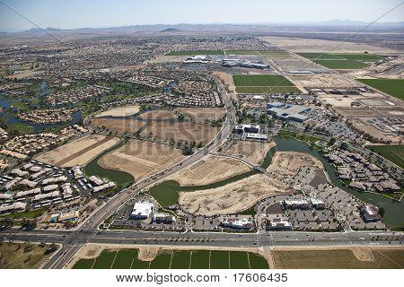 Centro de tecnologia em Arizona