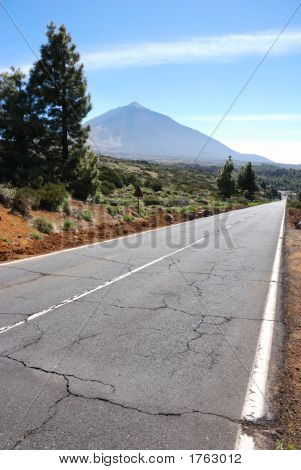 Long Road To The Volcano
