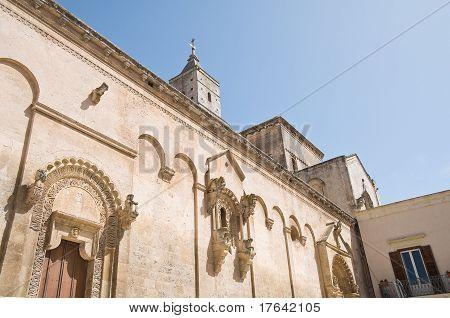 Cathedral. Matera. Basilicata.