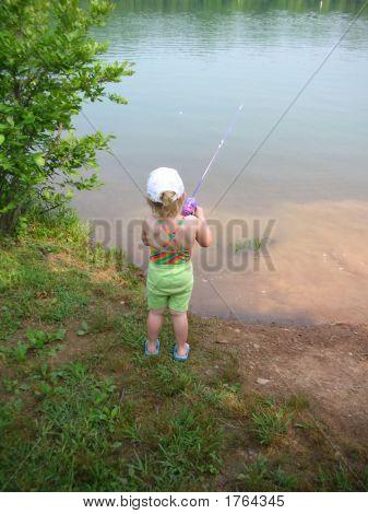 Fishing Baby