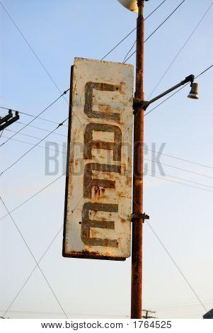 Rural Cafe