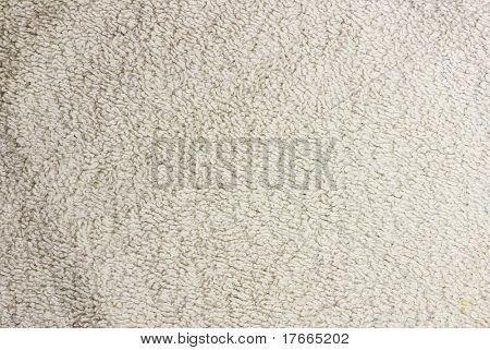 white towel texture