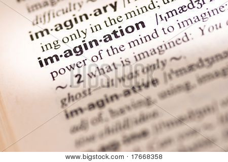 imagination dictionary definition