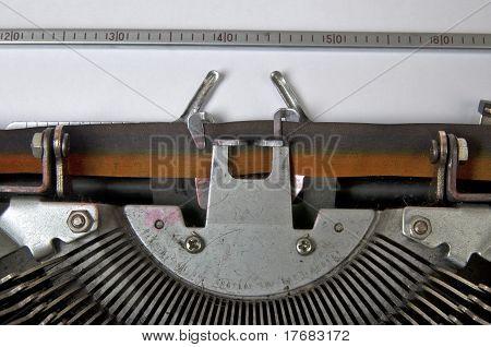 Paper and Typewriter
