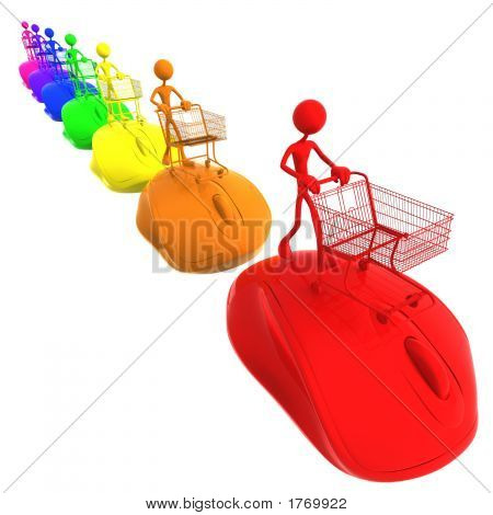 Full Spectrum Online Shopping Cart
