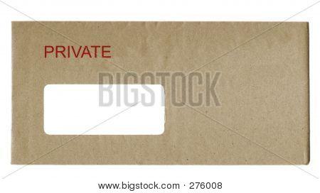 Private Letter