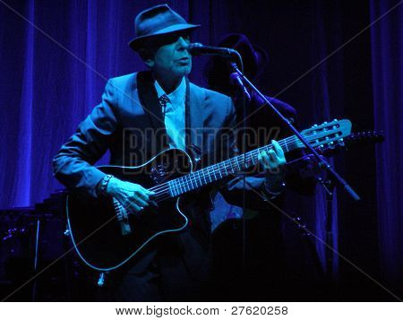 Leonard Cohen - Florencia 2010