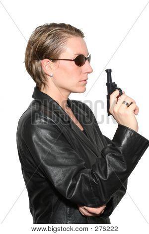Female Spy Profile