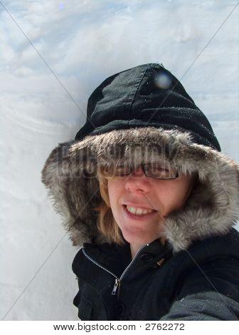 Arctic Girl