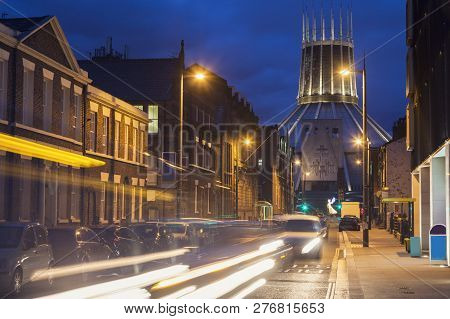 Liverpool Metropolitan Cathedral Liverpool North