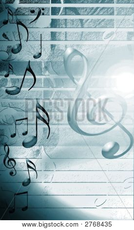 Music Background Blues Music