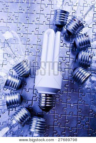 Economical energy