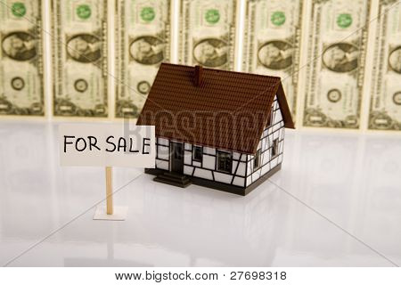 House for sale & Dollars