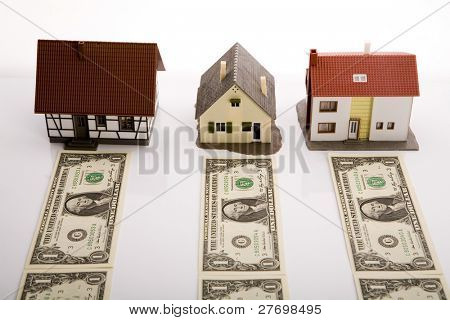 Dollars & House for sale