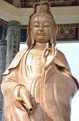 Постер, плакат: Статуя Гуань Инь на КЭК Лок Си Храм