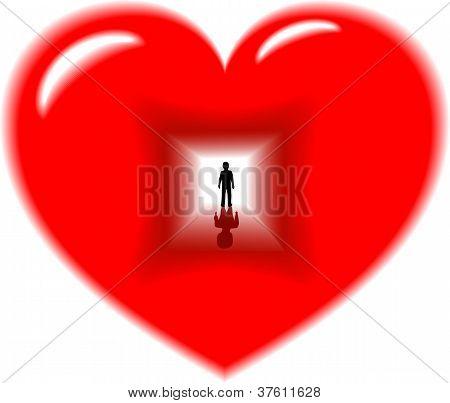 Deep inside the heart