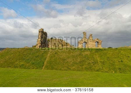 Sandal Castle Ruin