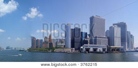 Panorama New York Skyline