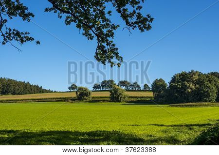 Landscape Bavaria Germany