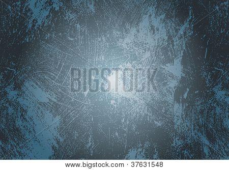 Blaue Grunge hintergrund