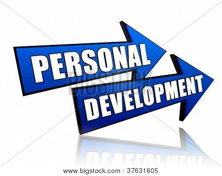 Personal Development In Arrows